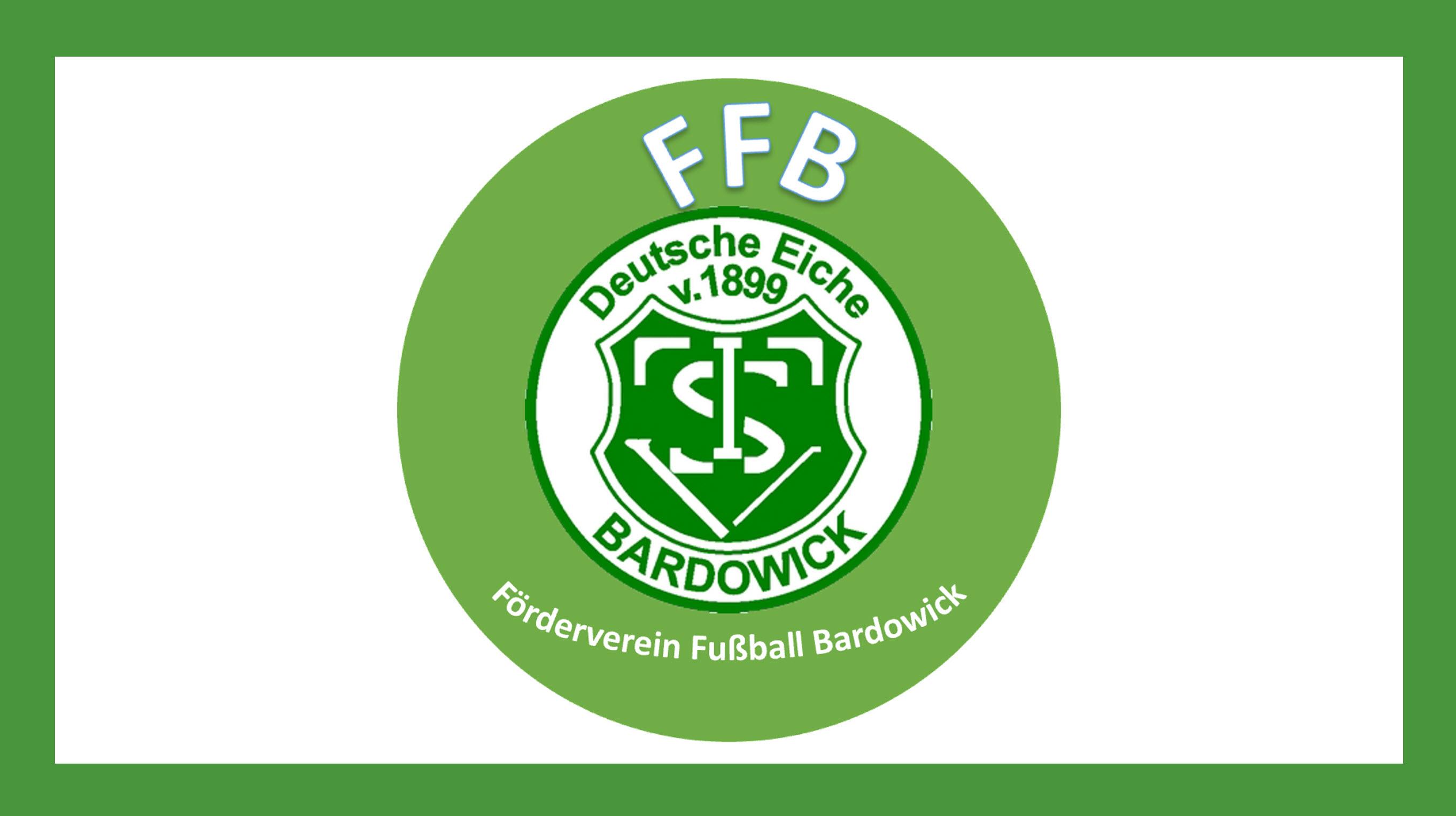 Gründungsversammlung Förderverein Fußball Bardowick am 01.10.2019 um 18 Uhr