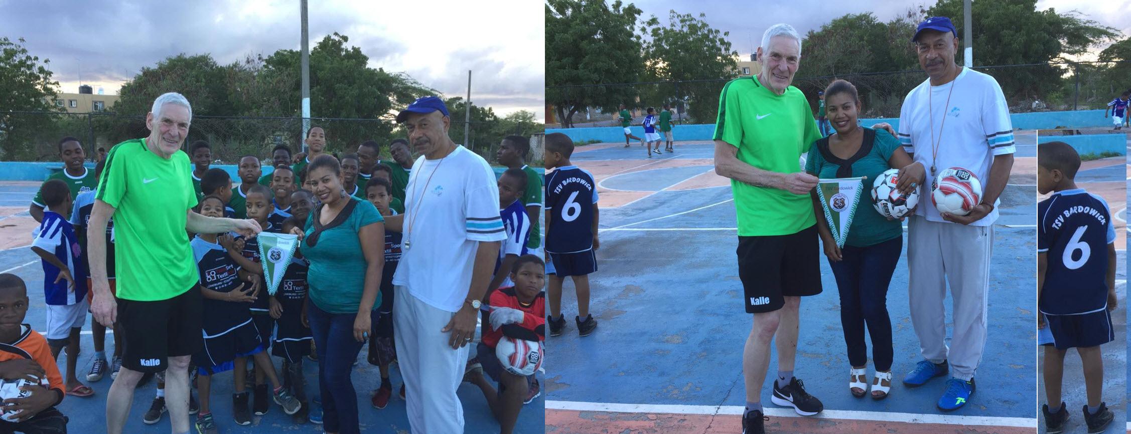 Kalle Krappel in der Dominikanischen Republik